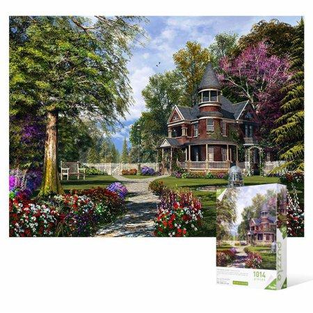 1014피스 직소퍼즐 빅토리아 정원