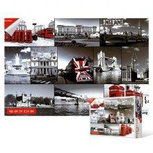 500피스 직소퍼즐 런던의 향수