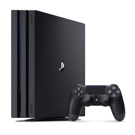 PS4 Pro 2TB 제트블랙 [7218]