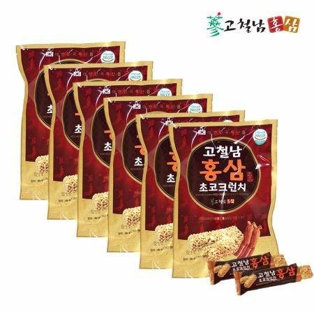 초코크런치 49g x 6봉
