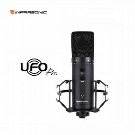 [견적가능] 인프라소닉 UFO PRO USB콘덴서 마이크/온라인 강의 /인터넷 방송/ 홈레코딩