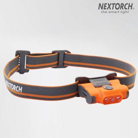 [넥스토치]NexTorch 에코스타 헤드랜턴30(오렌지)