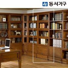 옥스포드 프라임 800유리서재책장 _엔틱