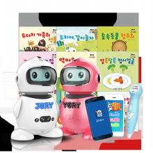 인공지능 요리조리로봇 스마트성장동화 (색상선택)