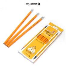 모닝글로리 캠퍼스 삼각그립 연필 (HB) 12자루_W1FFAD9