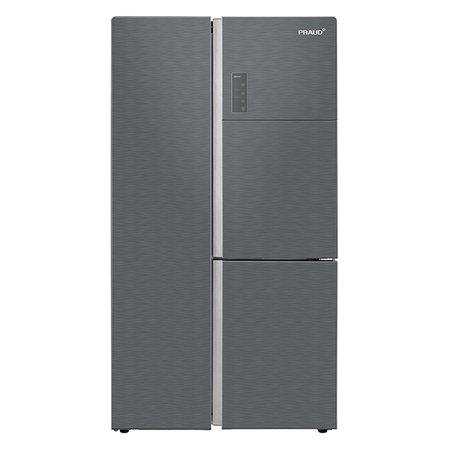프라우드 양문형 냉장고_럭스메탈 GRG839SJLM [828L]