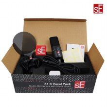 [비밀쿠폰10%+카드청구할인 중복사용가능] X1S Vocal Pack 콘덴서마이크 보컬팩 패키지