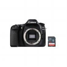 [CANON] [16GB 메모리 증정]DSLR EOS 80D BODY (렌즈미포함)