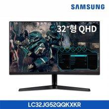 대화면 QHD 커브드 게이밍 모니터 C32JG52 [ 32형(80cm) ]
