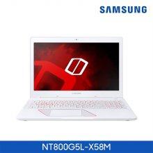 고성능 게이밍 노트북 Odyssey 39.6cm NT800G5L-X58M