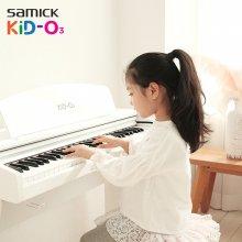 [견적가능] 삼익 키즈피아노 어린이 디지털피아노 KiD-O3 화이트