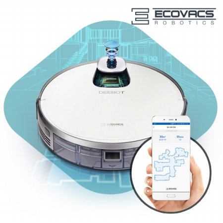 로봇 청소기 디봇 710 DS3G