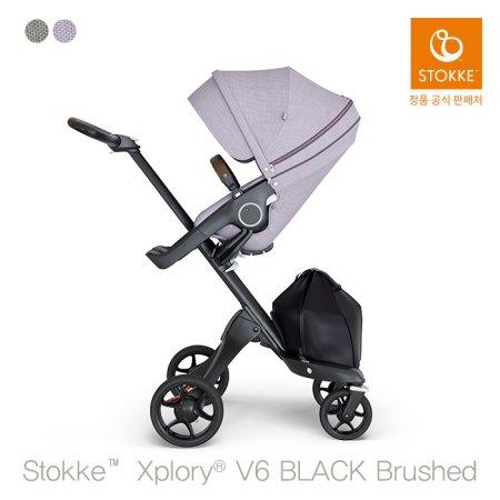 익스플로리V6 블랙프레임(브라운핸들) - 브러쉬드 컬렉션(옵션선택)