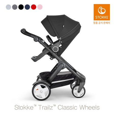 스토케 트레일즈 데일리휠 블랙프레임 (블랙핸들) - 베이직 컬렉션(옵션선택)