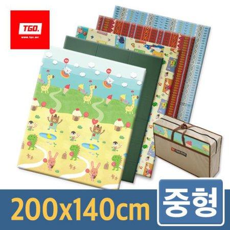티지오 캠핑매트 (중형_컬러) 200x140cm