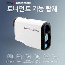 [티맥스] 레이저캐디 골프거리측정기 TLC-600 화이트