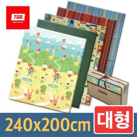 티지오 캠핑매트 (대형_컬러) 240x200cm