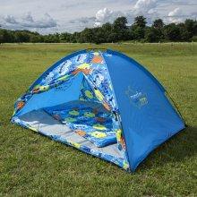 몬스터 콤보 /어린이 텐트와 침낭세트