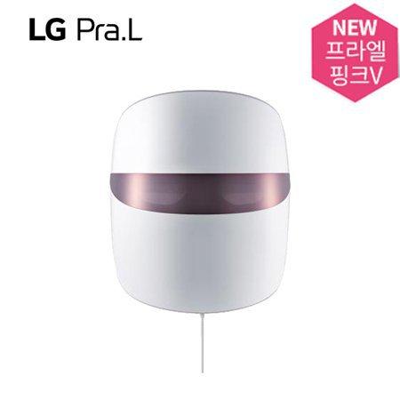 *캐시백 7만원* LG Pra.L 더마 LED 마스크 핑크V