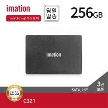 C321 256GB SSD 2.5 하드