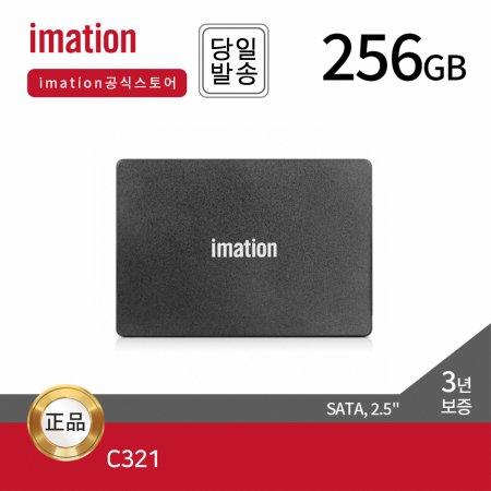 [9월 할인쿠폰]  C321 256GB SSD 2.5 하드