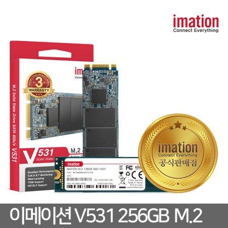 [9월 할인쿠폰]  V531 256GB M.2 2280 SSD 하드