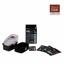 바로쿡 발열용기 850ml + 발열팩 50g (BC-003)