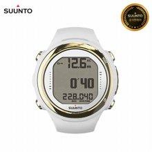 [정품]순토 D4i 노보 라이트골드 Novo Light Gold SS050123000
