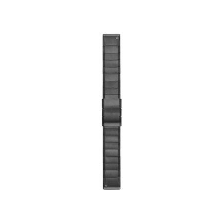 퀵핏 22mm 스틸 밴드 슬레이트 그레이