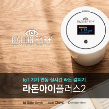 라돈아이 플러스2(Radon Eye+2)