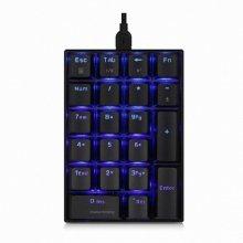 씽크웨이 CROAD K10 LED 기계식 숫자 키패드 청축
