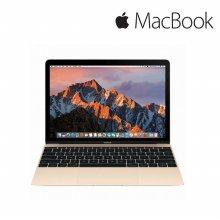 [박스만 개봉] 애플 맥북 MNYK2KH/A 골드 (인텔 코어M3/8G/SSD256G/12인치) 애플코리아 1년무상A/S - 리퍼