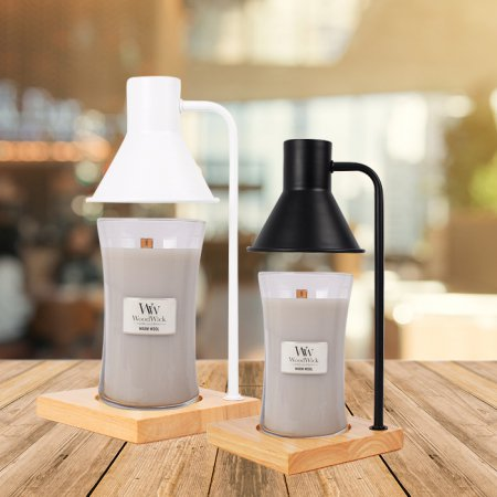 [공식수입정품] 캔들 웜울 라지자 + 화이트 워머