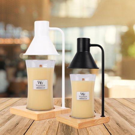 [공식수입정품] 캔들 레몬그라스앤릴리 라지자 + 블랙 워머