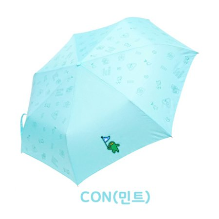 트래블패턴 3단우산 IUKTU30011 콘(민트)