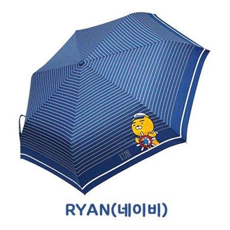 마린 3단우산 IUKTU30026 라이언(네이비)