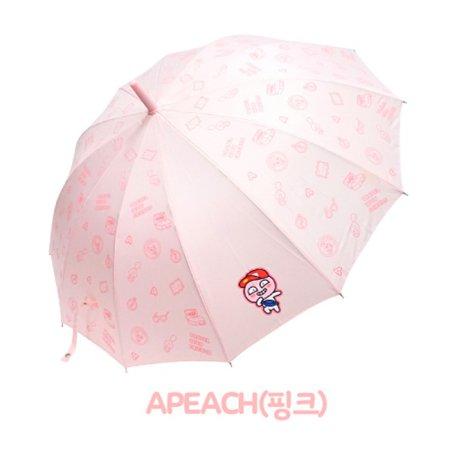 57 트래블패턴 12K 장우산 IUKTU10025 어피치(핑크)