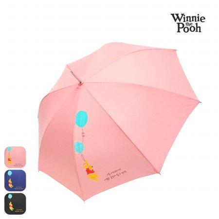 디즈니 푸우 58 풍선 장우산 HUPHU10002