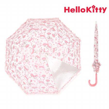 헬로키티 53 엄지공주 아동우산  HUHKU10017 핑크