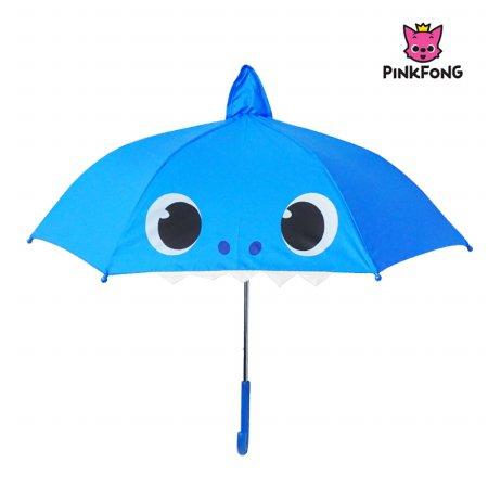 핑크퐁 아빠상어 40 페이스 장우산 IUPFU10009 블루