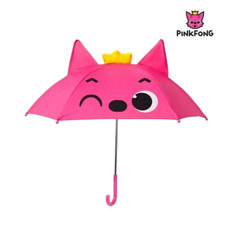 핑크퐁 40 페이스 장우산 IUPFU10007 핑크