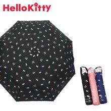헬로키티 윙크리본 3단우산 GUHKU30004 핑크