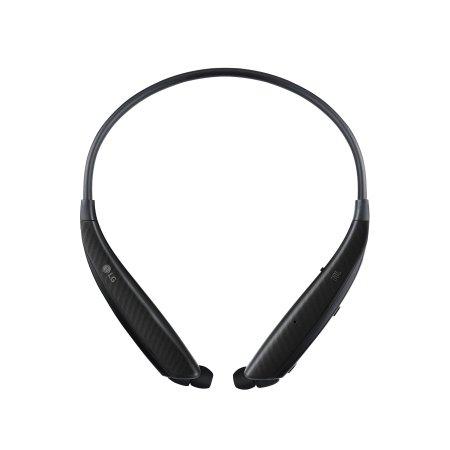 LG전자 넥밴드형 블루투스 이어폰[블랙][HBS-835]
