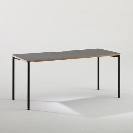 [어메이징 특가]컴퓨터 책상 BDC016 (1600X700) 블랙:화이트