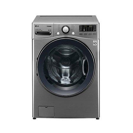 드럼세탁기 F18VDU[18KG/6모션 인버터 /DD모터/스마트씽큐/모던 스테인리스]