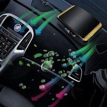 에이원 스마트공기청정기 공기정화기 블랙골드