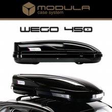 웨고 450L 루프박스 블랙