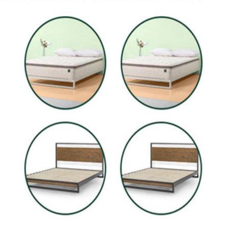 [단독][패밀리패키지3] 저상형 침대 SS 2세트