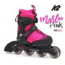 K2 정품 19년 마리핑크 5단계조절 아동용 인라인 _마리핑크 L 220mm-255mm