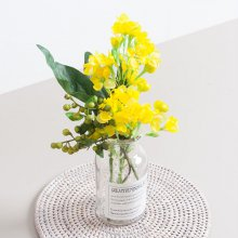 클린유채꽃화병set 23cmR